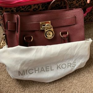 Michael Kors Small Hamilton Bag